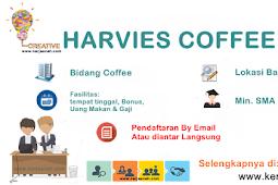 Lowongan Kerja Aceh Terbaru 2018 SMA di Harvies Coffee Banda Aceh mendapat Gaji, Bonus, Uang Makan dan Tempat Tinggal