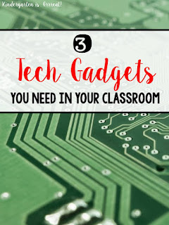 Technology is one of my favorite things to use in the classroom!  These three gadgets are great for school.  Check out some wireless tech tools and how an echo dot can be used in the classroom!  Number one is a must have for me!