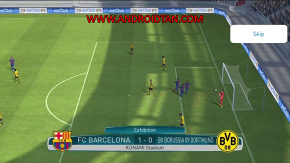 PES 2017 Pro Evolution Soccer Mod Apk Download