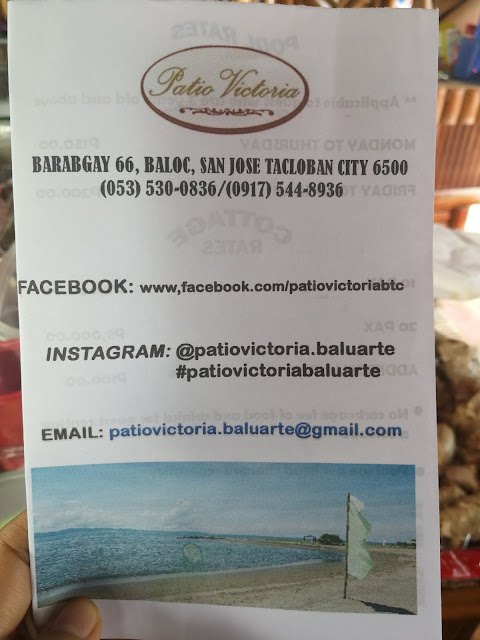 Patio Victoria, San Jose, Tacloban City, swimming pool, baluarte, rates, fees, cottage