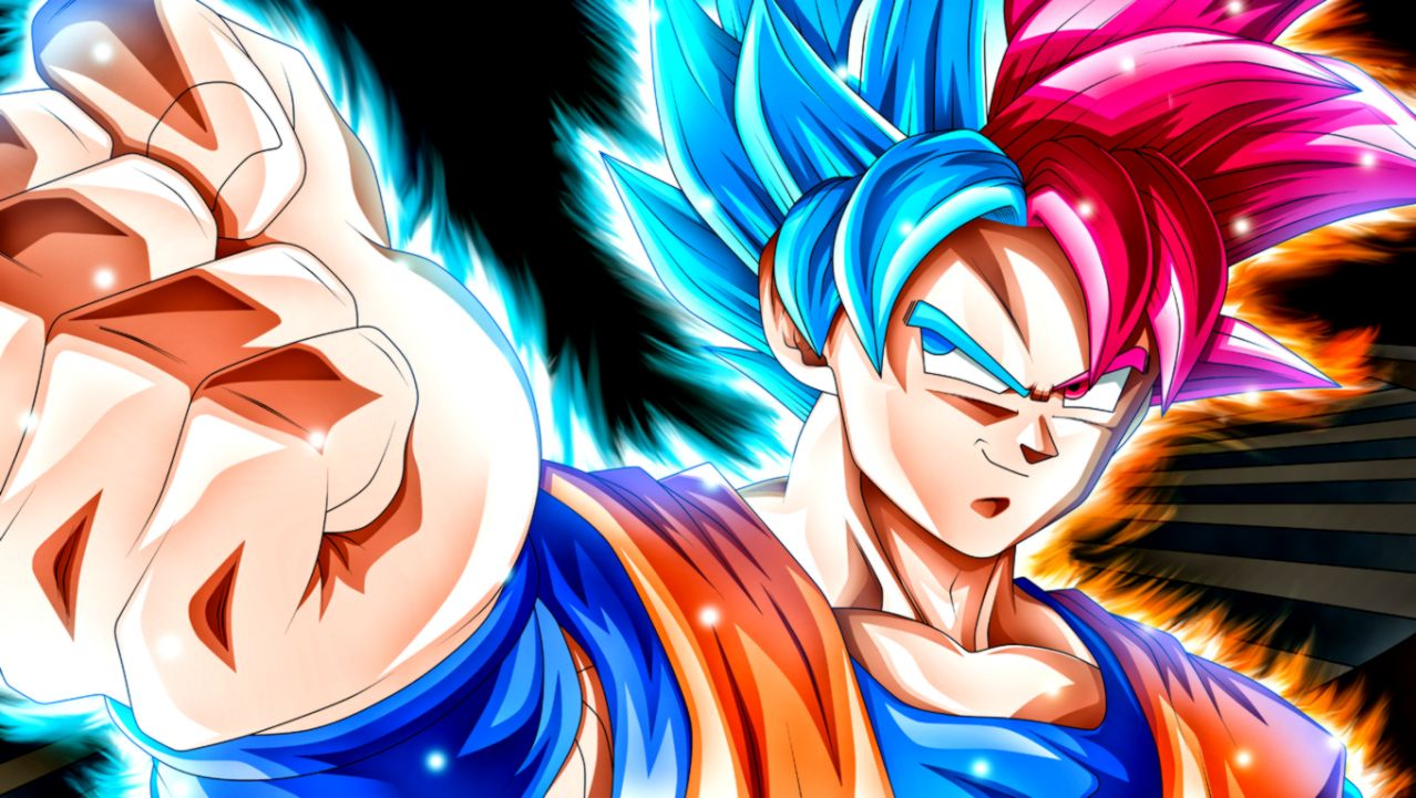 Goku Wallpaper Wallpapers Magazine