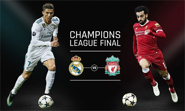 Prediksi Bola Real Madrid vs Liverpool Final Liga Champions