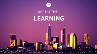 Proper definition of learning