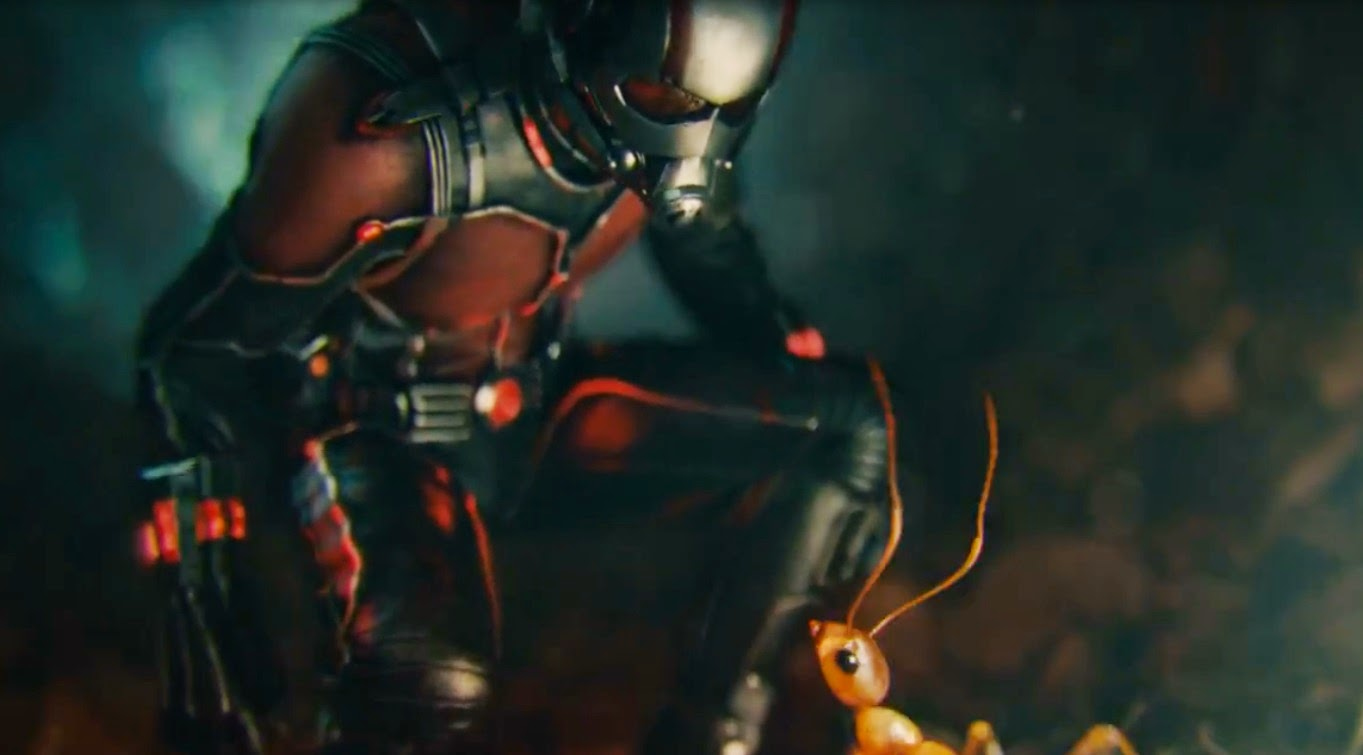 Cute Ant Man Wallpaper a Brand New Trailer of Ant-man