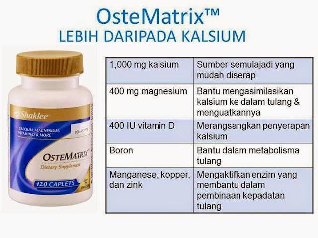 Suplemen Kalsium Ibu Mengandung