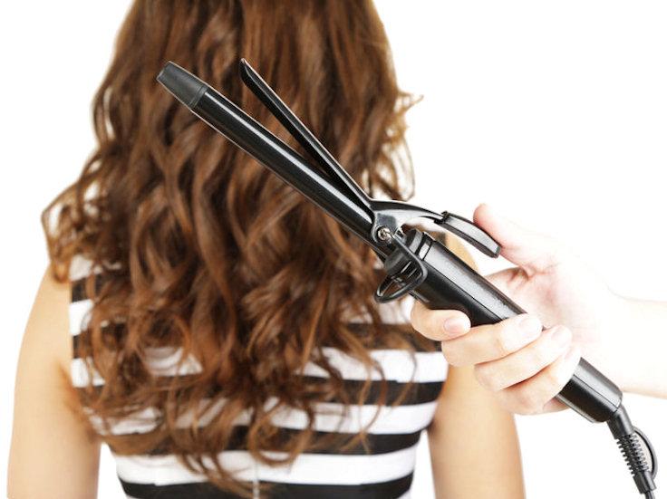 tight bouncy loose natural hair curls