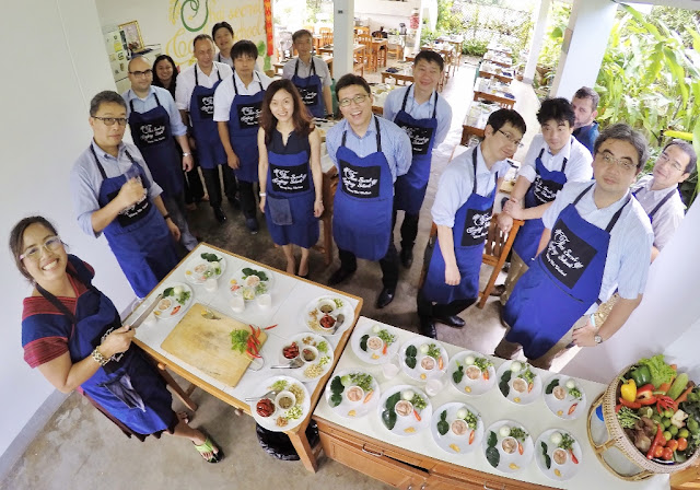 Thai Cooking Class Photo from September 27-2017