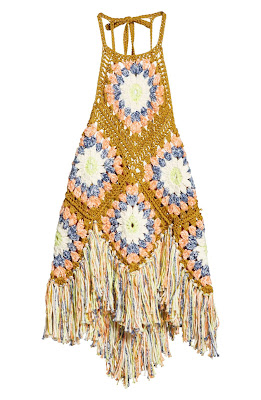 Free People Summer Of Love Halter in Multi