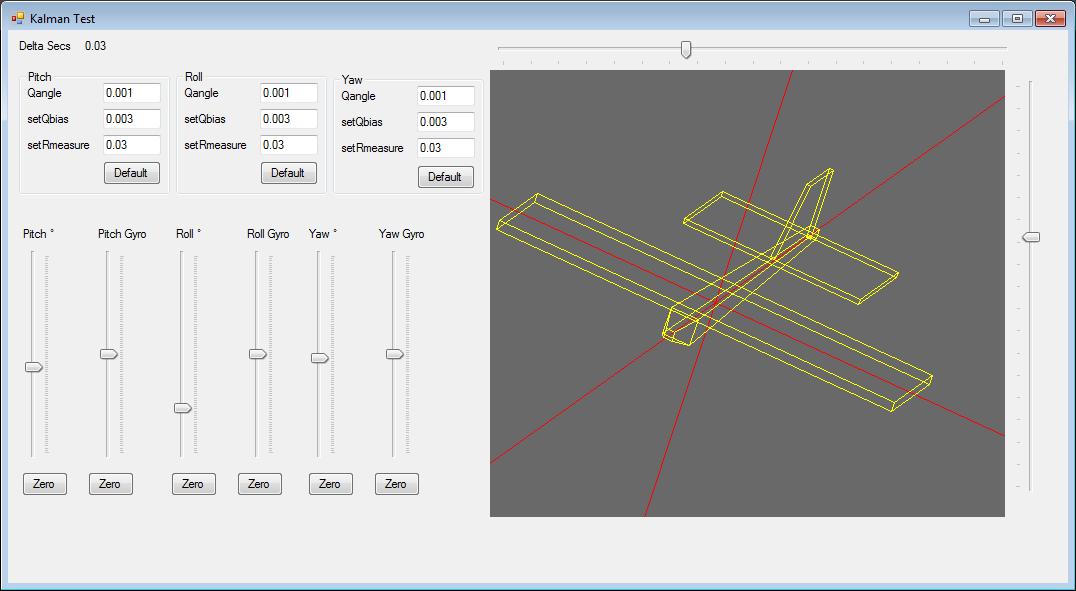 Flight Stability Gyro / Accelerometer Filter | Flite Test