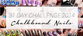 The 31 Day Challenge 2014 Roundup by @chalkboardnails