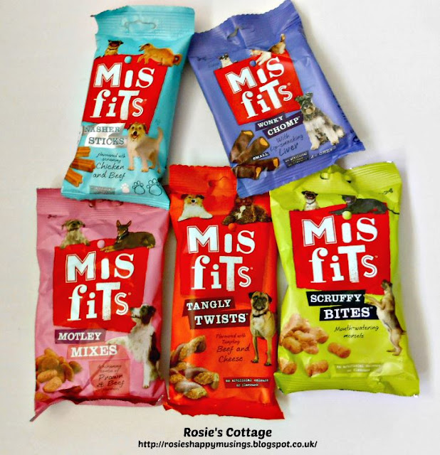 Misfits Dog Treats
