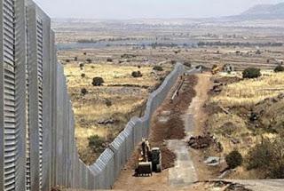 Cuento corto : Dos paises fronterizos