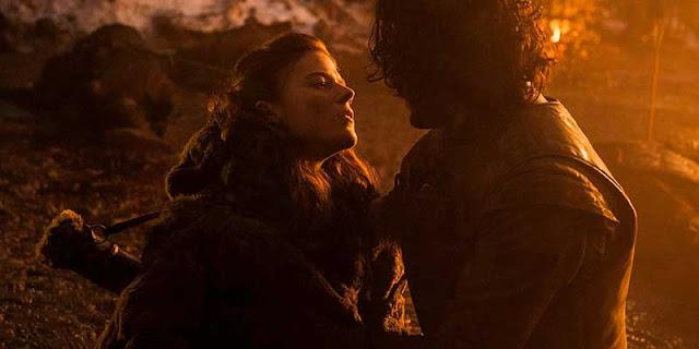 6 escenas de sexo en series que te harán entrar en calor