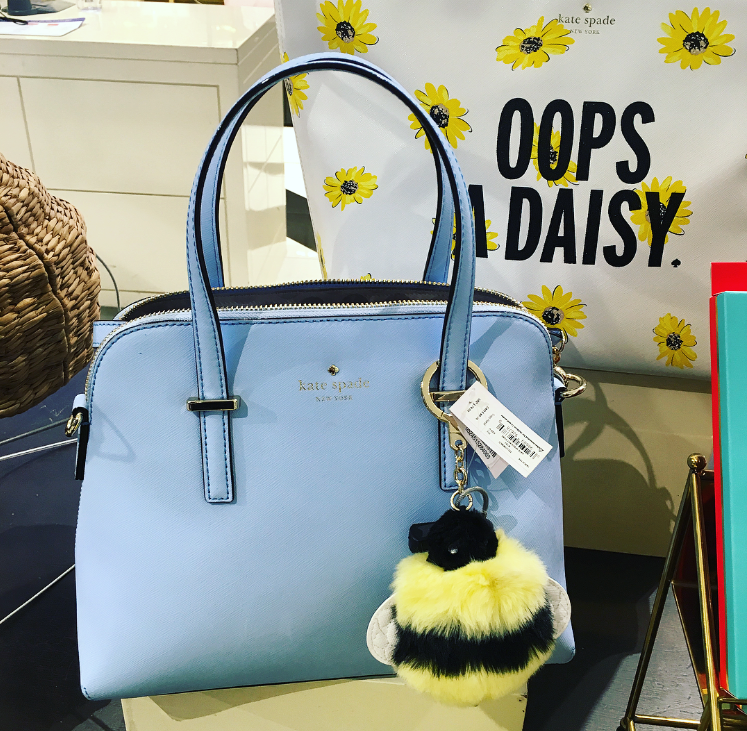 Kate Spade Oops A Daisy Tote