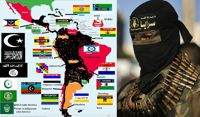La amenaza del Yihadismo en América Latina es grave y real  Por George Chaya