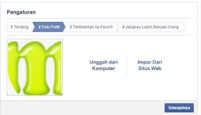 Cara Mengubah Profil Facebook Menjadi Halaman Fanspage