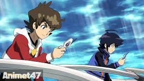 Ảnh trong phim Gekijouban Inazuma Eleven Go Vs Danball Senki W 1