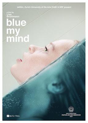 Blue my mind - Poster