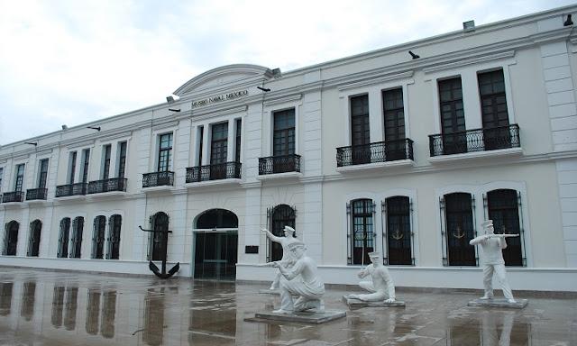 Museo Naval México Veracruz
