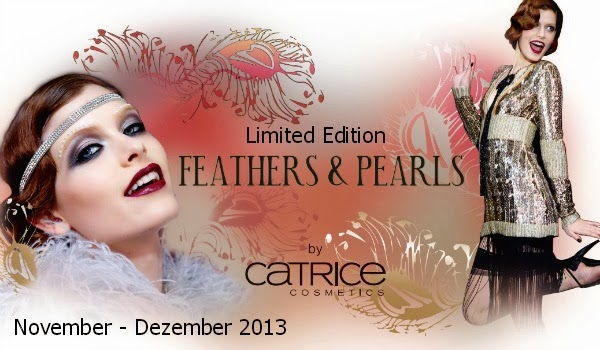 Catrice Feathers & Pearls Limited Edition - Preview