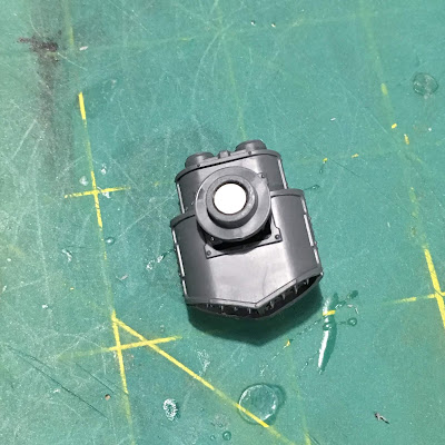 Titanicus WIP Reaver Titan Missile Launcher Magnets