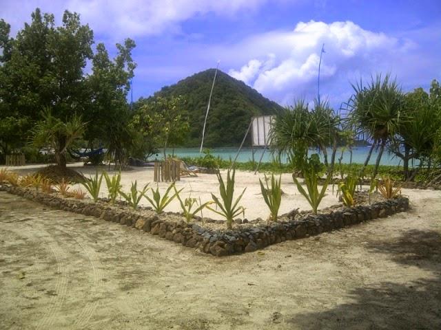 Main Kano bareng - Pantai Bumbang