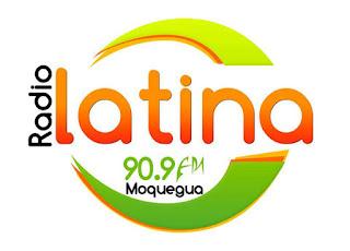 Radio Latina 90.9 FM Moquegua