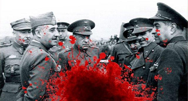 Cuarenta años de impunidad a los crímenes del franquismo