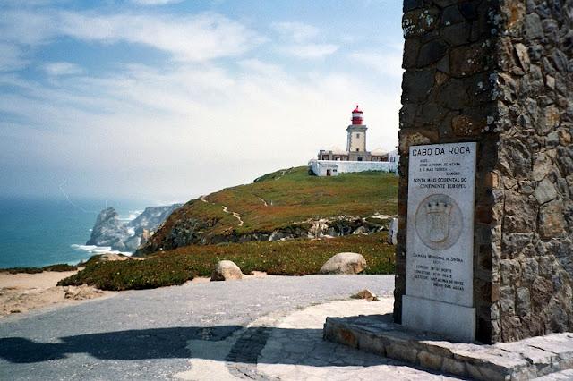 Cabo da Roca em Sintra