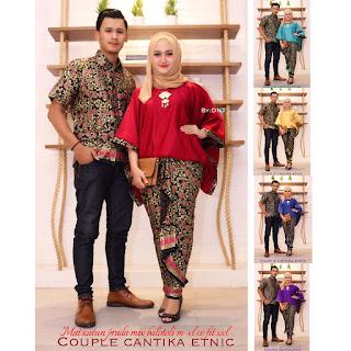 Batik Couple Batwing Cantika