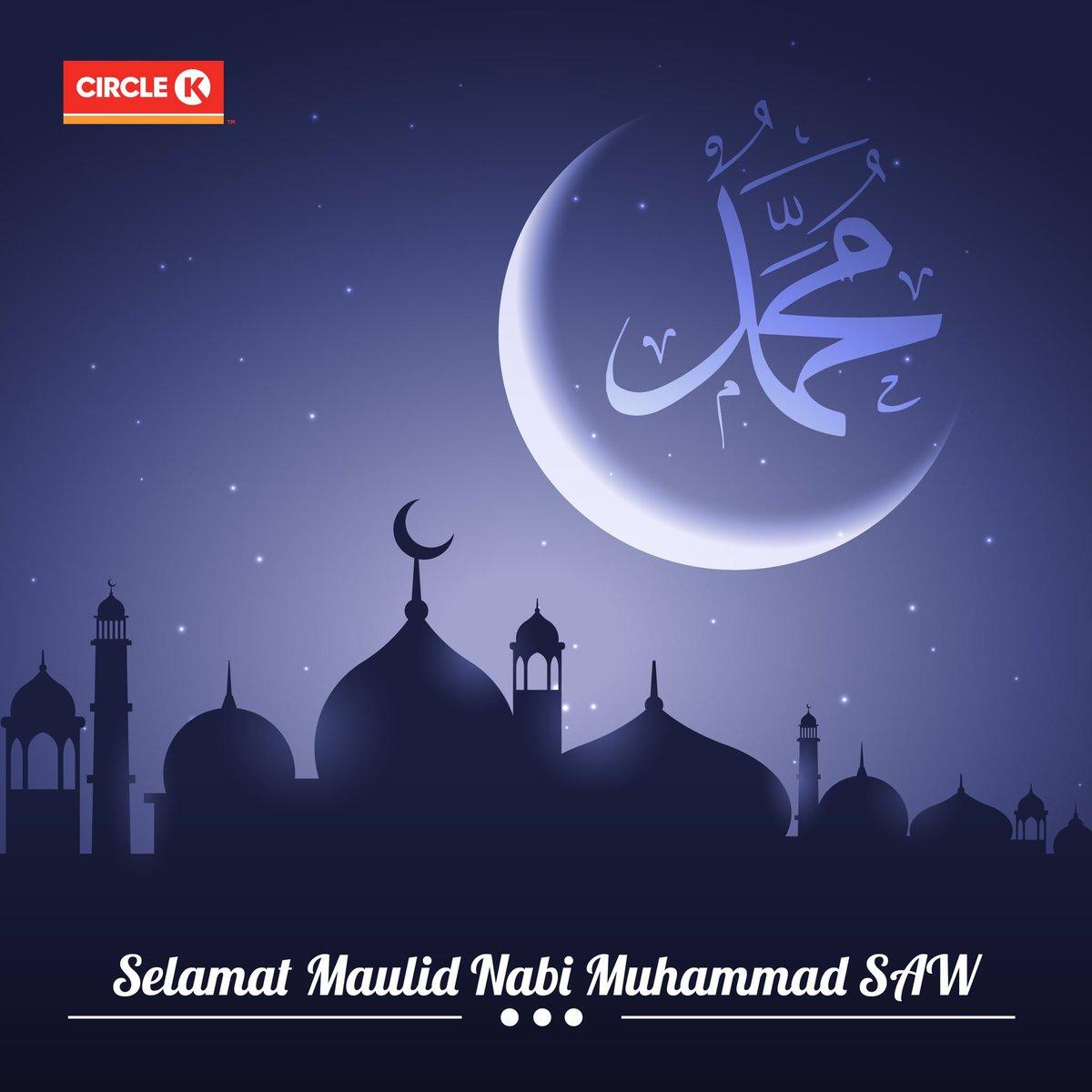 Kumpulan Gambar Ucapan Maulid Nabi Muhammad SAW 2018 2019 Novelrw