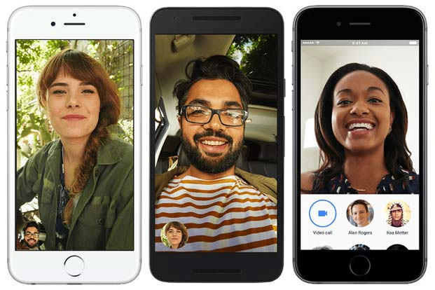Google Duo-FOR IOS
