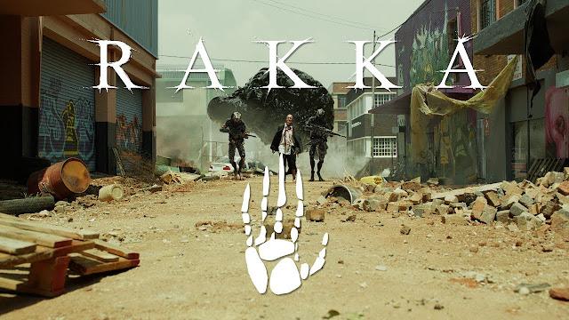 """Rakka"" Volume 1 - Oats Studios"