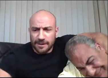 بيومى فؤاد و احمد مكى