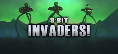 8 Bit Invaders PROPER-PLAZA