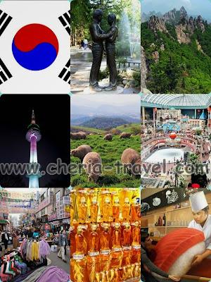 Promo Paket Tour Korea!