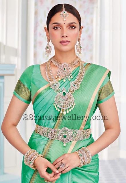 Aditi Rao GRT Jewellers Ad