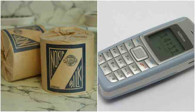 Nokia dulunya adalah pabrik pulp groundwood