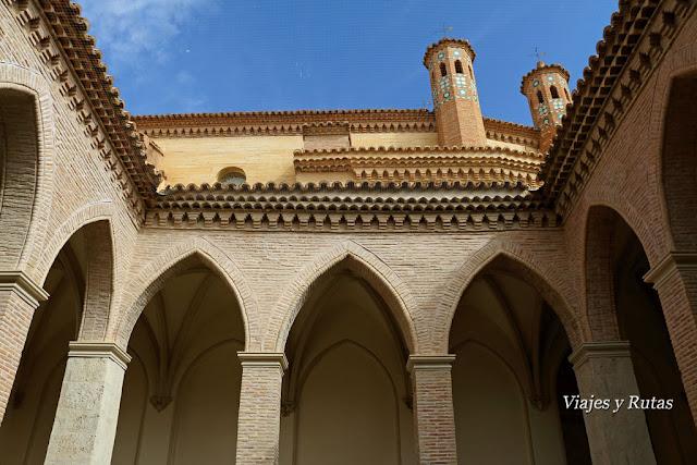 Claustro de la Iglesia de San Pedro, Teruel