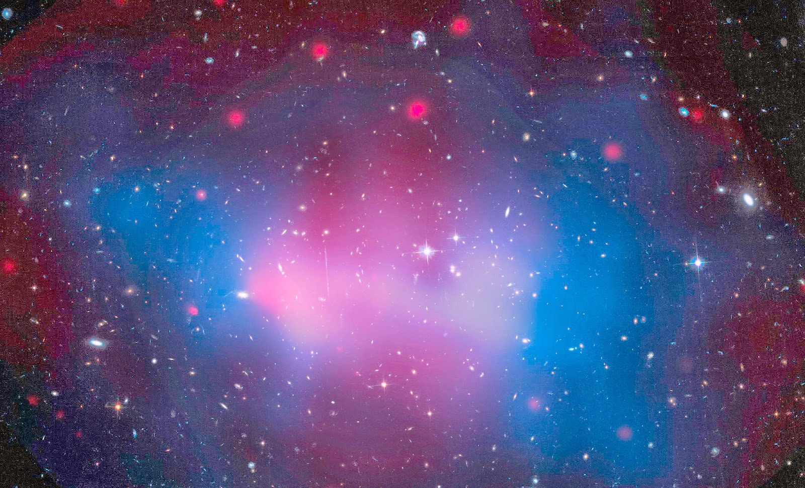 Ministry Of Space Exploration El Gordo Galactic Cluster