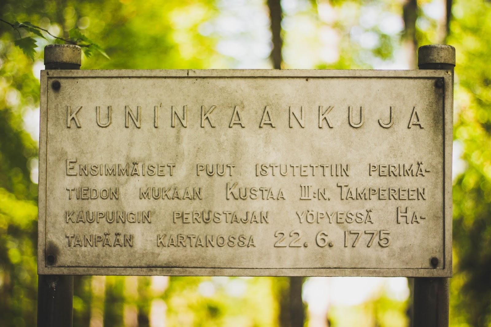 Kuninkaankuja Tampere Hatanpää