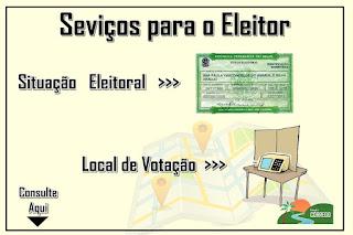 Serviços para o eleitor