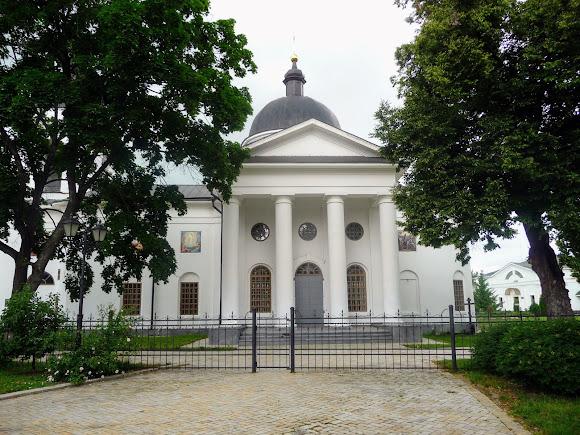 Батурин. Свято-Воскресенская церковь. 1799 – 1803 г.г.