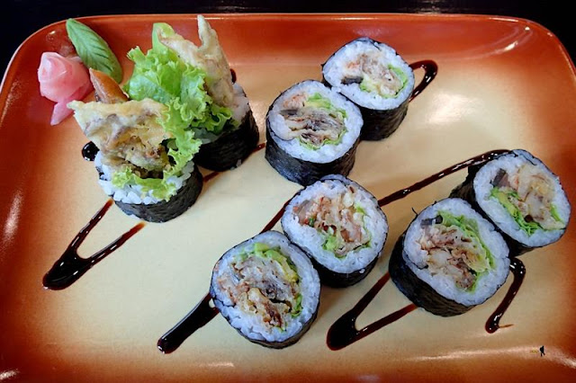 Sushi Nobu di Bintaro X'Change Mall