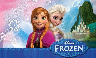 Frozen el reino de hielo