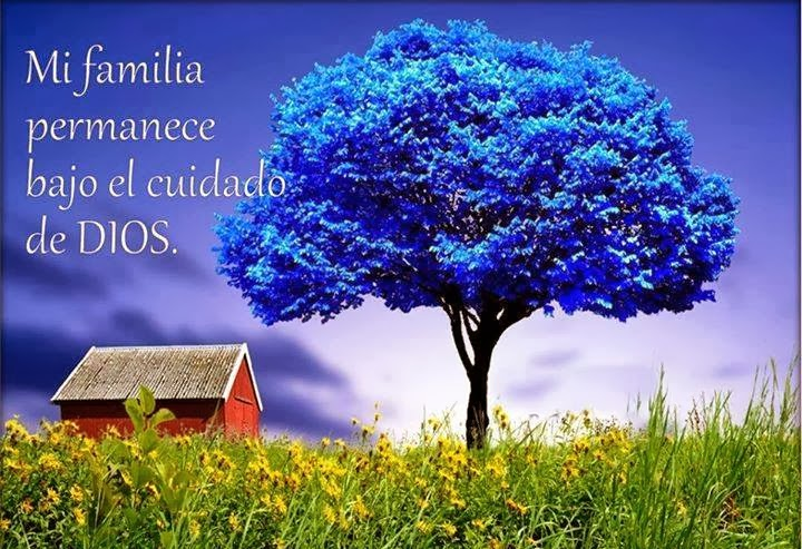 Imagenes Y Reflexiones Cristianas Mi Familia Permanece Bajo El