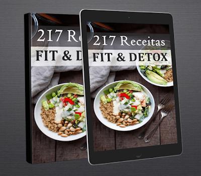 217 Receitas fit e detox funciona? - Emagrecendo de forma saudável