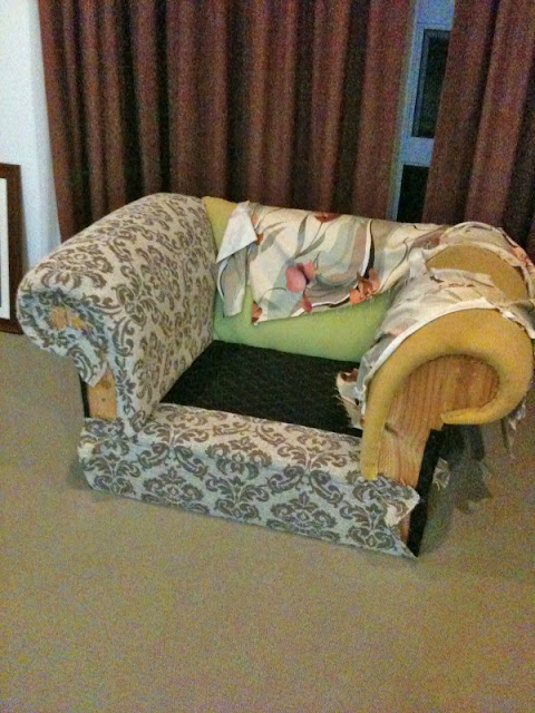 Chasing Cottons: DIY Upholstery....