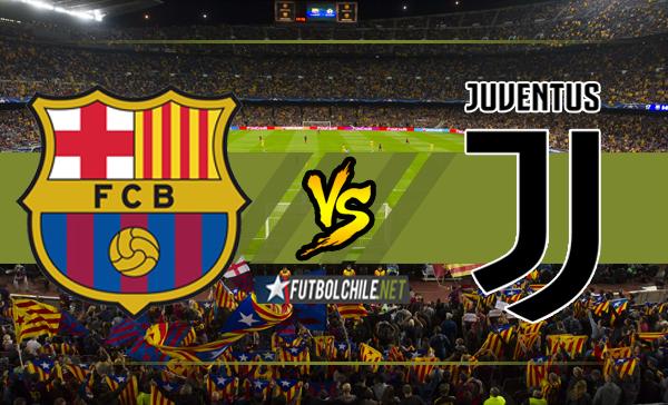 Barcelona vs Juventus,