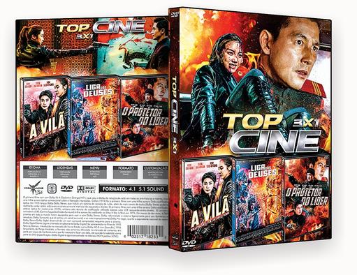 FILMES – Top Cine 3X1 – ISO